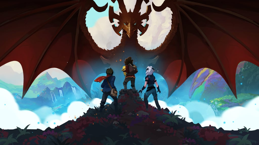 Netflix The Dragon Prince Cancelled?