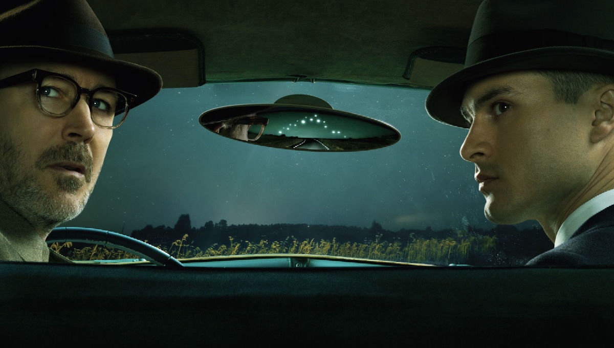Project Blue Book TV Show Cancelled?