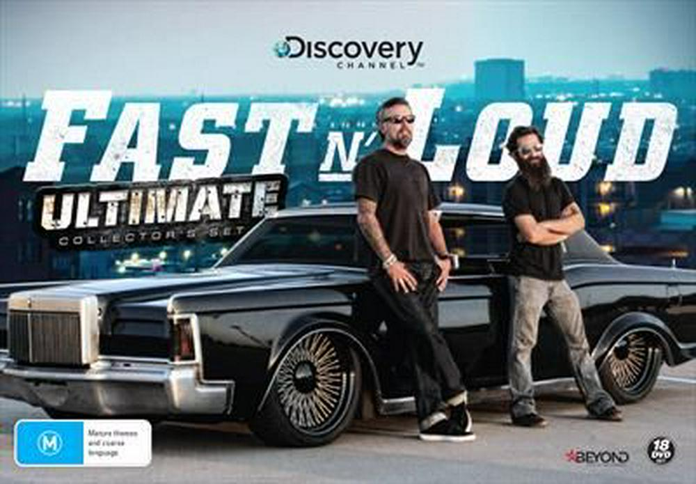 Discovery Channel Car Series: Fast N' Loud Returns For Season 15